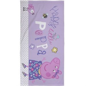 Peppa Pig Happy Beach Towel